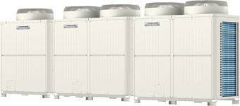 Наружный блок City Multi серии Y, Mitsubishi Electric, PUHY-P1350YSKB-A1.TH