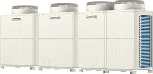 Наружный блок City Multi серии Y, Mitsubishi Electric, PUHY-P1150YSKB-A1.TH