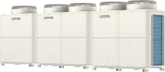 Наружный блок City Multi серии Y, Mitsubishi Electric, PUHY-P1250YSKB-A1.TH